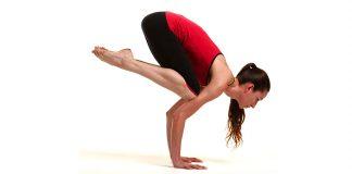 Yoga Poses Crane Pose Bakasana