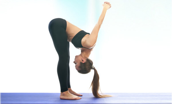 Double Angle Pose