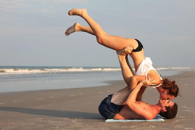 Yoga Posses For Better Sex Life