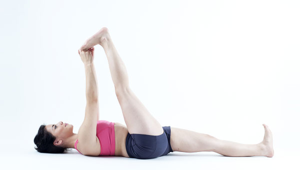 Recline the Big-Toe Hold