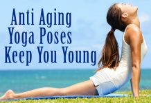 Anit - aging yoga pic