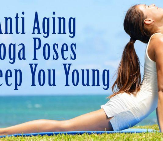 Anit - aging yoga pic