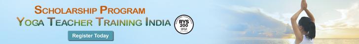 Ekam yogashala scholarship india